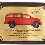 1 2 Jeep Plaque