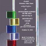 1 3 Glass Art Block Awards