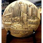 2 1 Detroit Coin